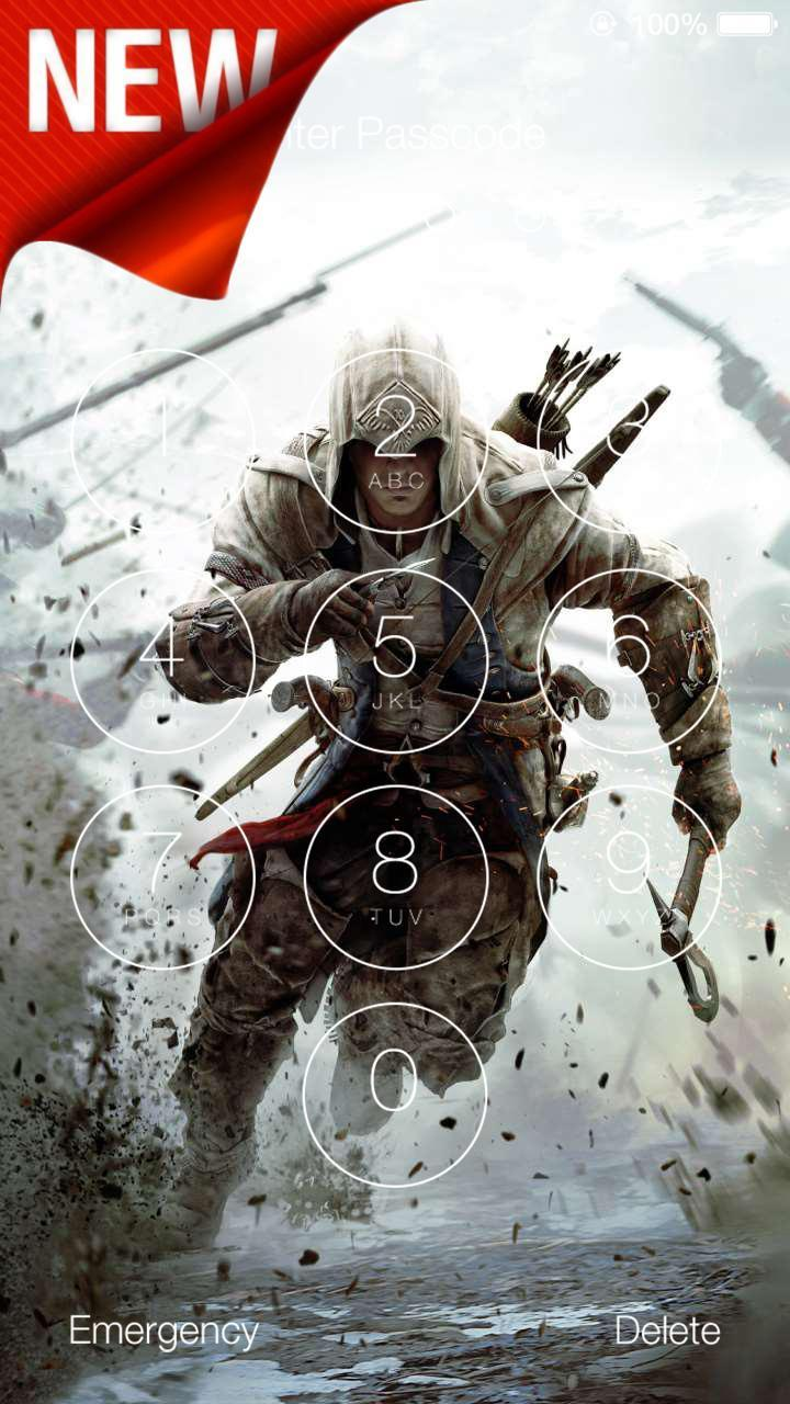 Assassins Creed Hd Wallpapers Lock Screen Pour Android