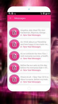 Happy New Year Top Greeting 2018 apk screenshot