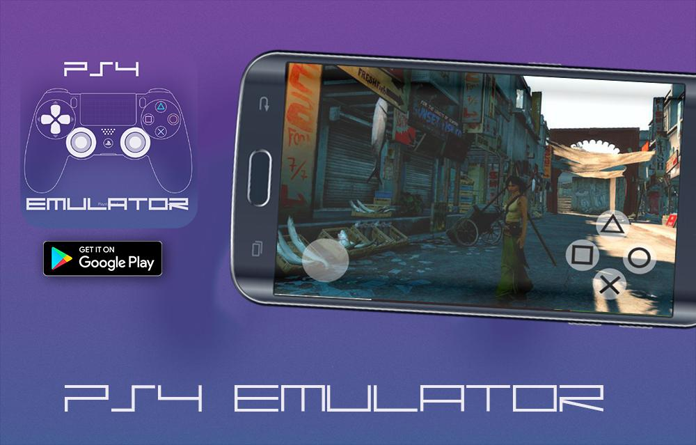 PS4 EMULATOR FOR ANDROID for Android - APK Download
