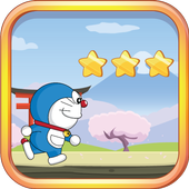 Doraemon Adventure Run New World icon