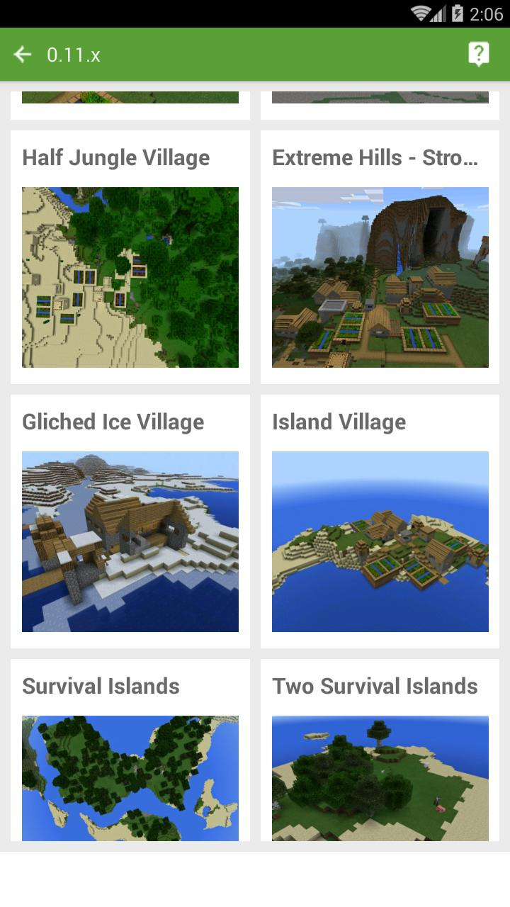 Seed for Minecraft PE Pro for Android - APK Download
