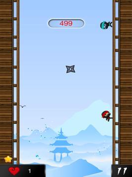 Ninja Super Jump screenshot 1