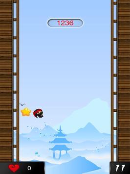 Ninja Super Jump screenshot 2