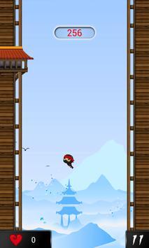Ninja Super Jump screenshot 3
