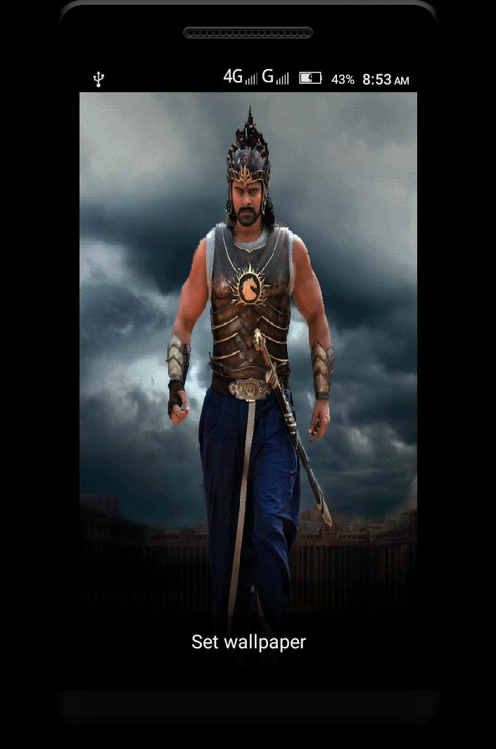 Bahubali Live Wallpaper 2 for Android - APK Download