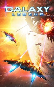 Galaxy Legend Battlefront poster