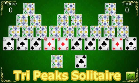 Solitaire 6 in 1 poster