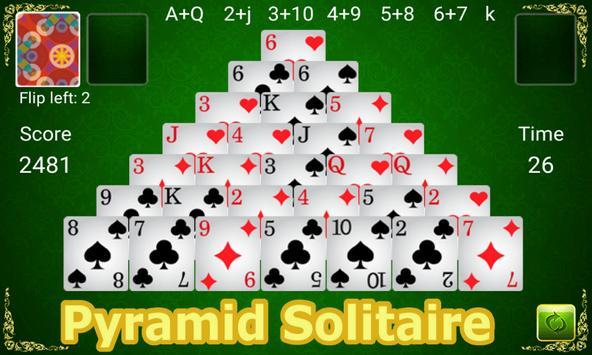 Solitaire 6 in 1 apk screenshot