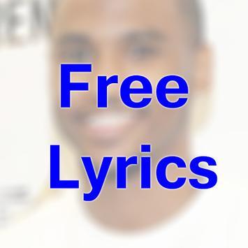 TREY SONGZ FREE LYRICS poster