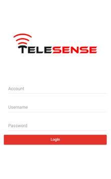 TeleSense 2.0 poster