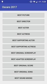 Oscars 2017 screenshot 2