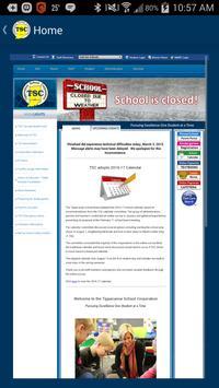 TSC Schools poster