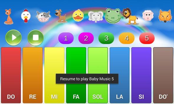 Baby Piano 2 screenshot 4