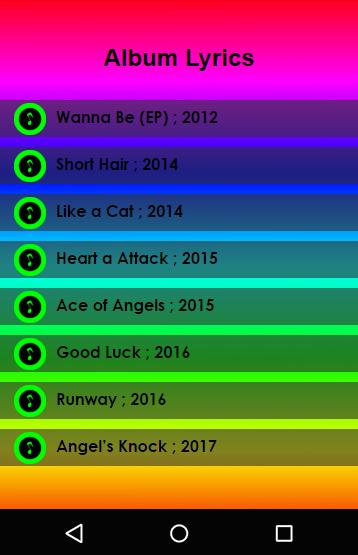 Aoa Lyrics For Android Apk Download