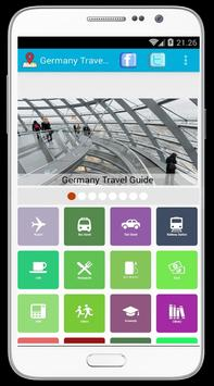 Germany Travel Guide - NEW poster
