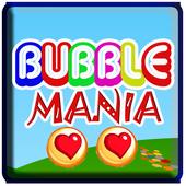 Valentine Games : Bubble Mania icon