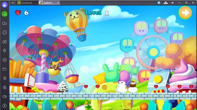 Game Galinha Pintadinha apk screenshot