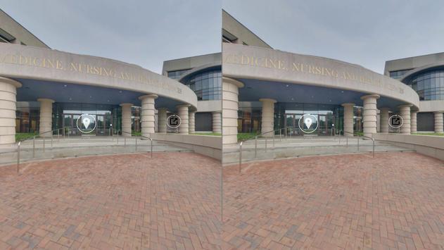 Quinnipiac University VR screenshot 5