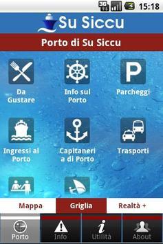 InPorTra Porto di Su Siccu poster