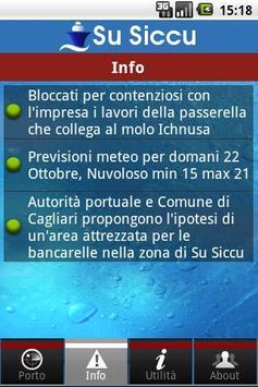 InPorTra Porto di Su Siccu apk screenshot