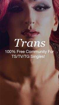 trans dating app free Courtney act explains how gender-fluidity set her free the world's first trans-only dating app is 'a hot mess' – and the creators know it.