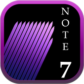 Wallpapers Of Note 7 icon