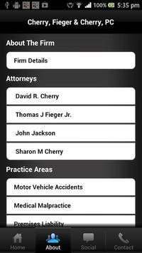 Philadelphia Malpractice Law screenshot 3