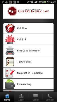 Philadelphia Malpractice Law screenshot 1