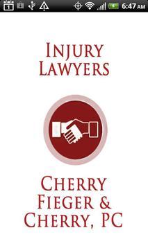 Philadelphia Injury Lawyer poster