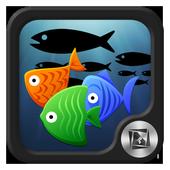 TSF Shell Pendant - Fish icon