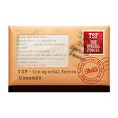 TSF Message Widget icon