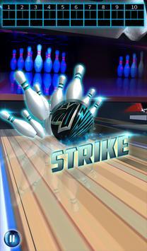 Spin Bowling Alley King 3D: Stars Strike Challenge screenshot 14