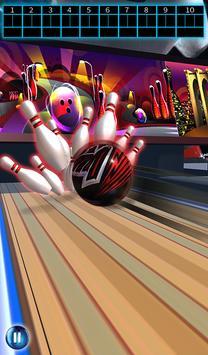 Spin Bowling Alley King 3D: Stars Strike Challenge screenshot 12