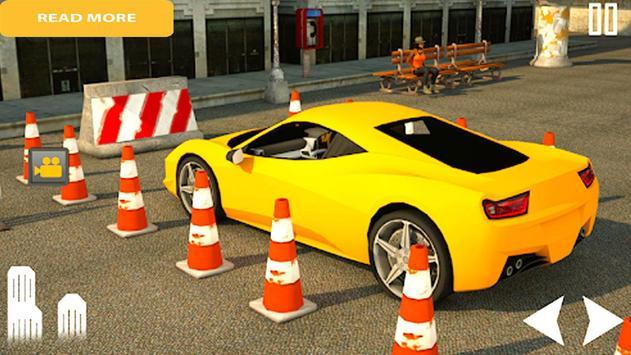 Drive Multi-Level: Classic Real Car Parking 🚙 screenshot 3