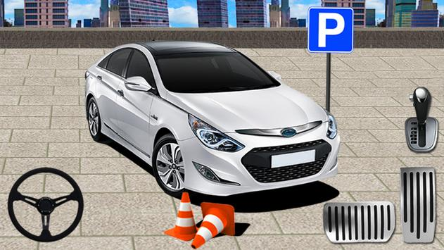 Drive Multi-Level: Classic Real Car Parking 🚙 screenshot 10