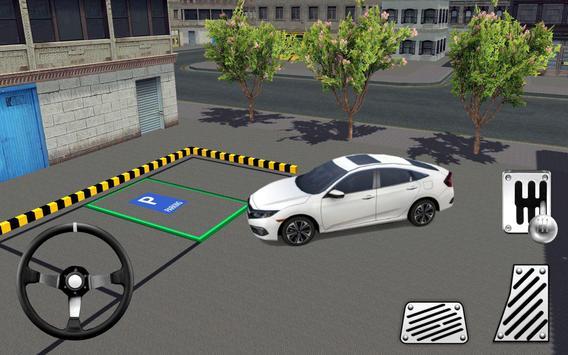 Drive Multi-Level: Classic Real Car Parking 🚙 apk screenshot