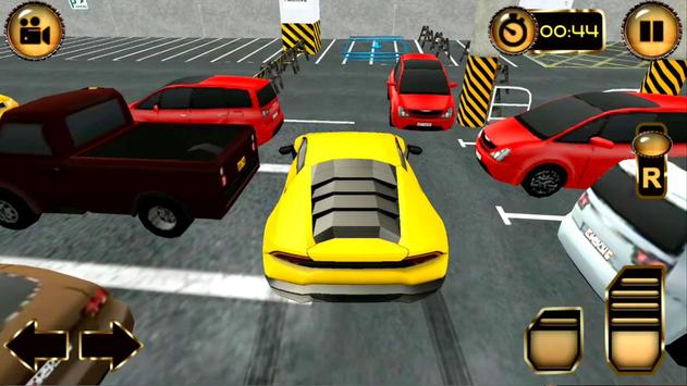 Drive Multi-Level: Classic Real Car Parking 🚙 screenshot 2