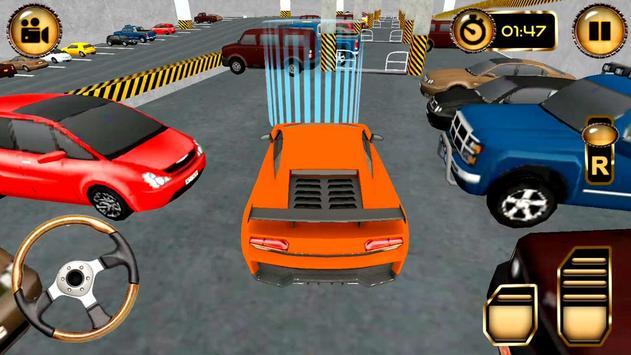 Drive Multi-Level: Classic Real Car Parking 🚙 screenshot 9
