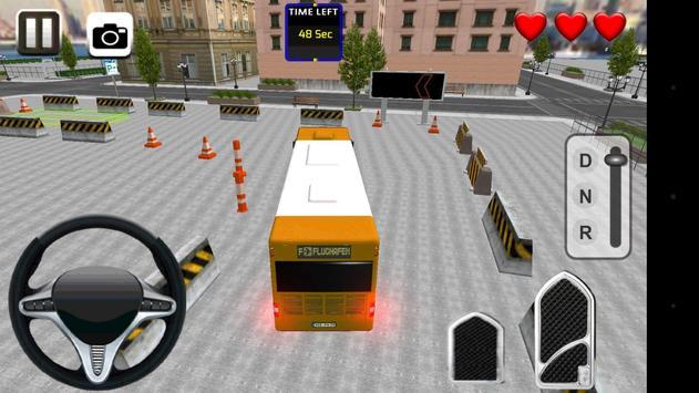 Bus Parking 3D apk screenshot