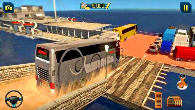 Luxury Tourist City Bus Driver screenshot 3