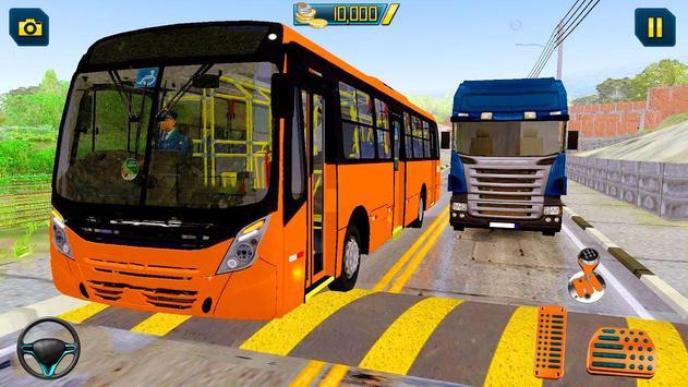 Luxury Tourist City Bus Driver screenshot 2