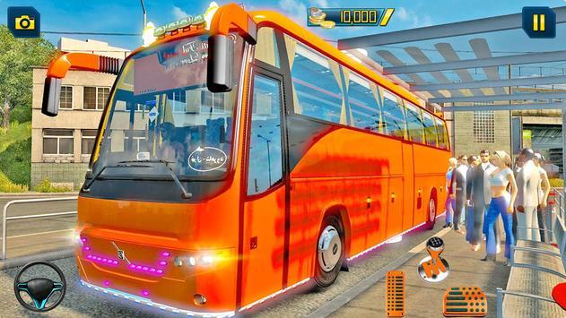 Luxury Tourist City Bus Driver screenshot 4