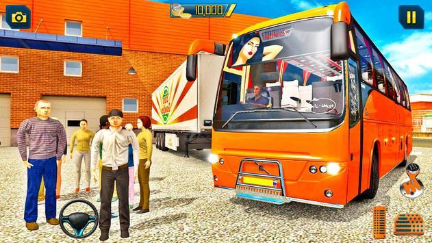 Luxury Tourist City Bus Driver screenshot 5