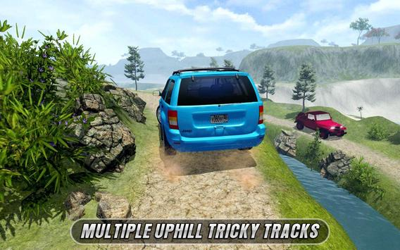 Offroad Mountain Prado Drive Game 3D 🚙 apk screenshot