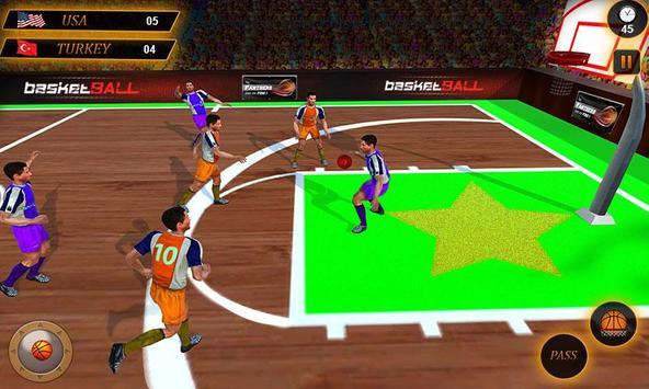 Fanatical Star Basketball Mania: Real Dunk Master screenshot 4