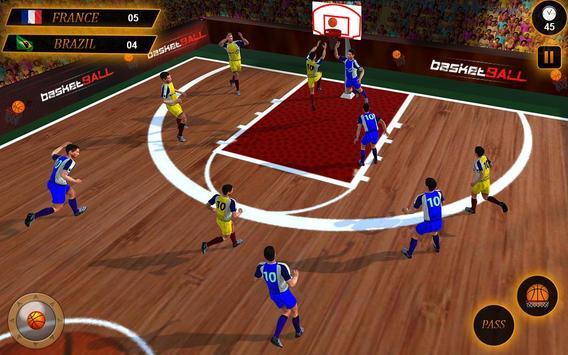 Fanatical Star Basketball Mania: Real Dunk Master screenshot 5