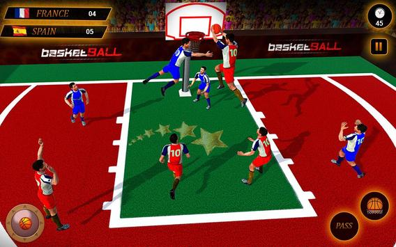 Fanatical Star Basketball Mania: Real Dunk Master screenshot 6