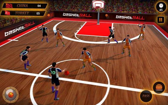 Fanatical Star Basketball Mania: Real Dunk Master screenshot 7