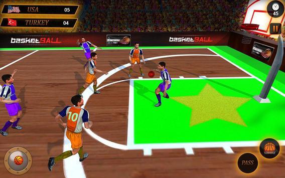 Fanatical Star Basketball Mania: Real Dunk Master screenshot 9