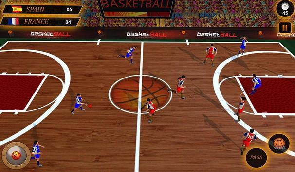 Fanatical Star Basketball Mania: Real Dunk Master screenshot 13